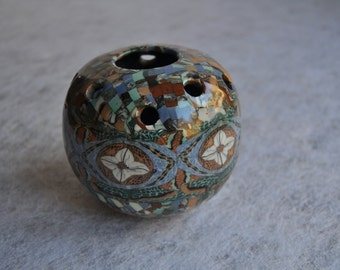 Vallauris Gerbino flower vase