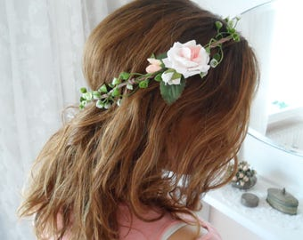 "Flowercrown  "" SERAPHINE """