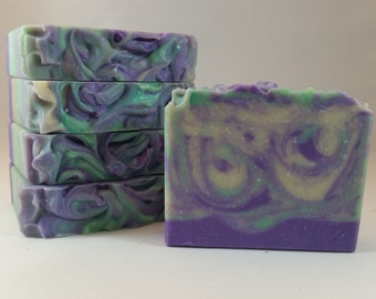 Fairy Garden Cold Process Soap