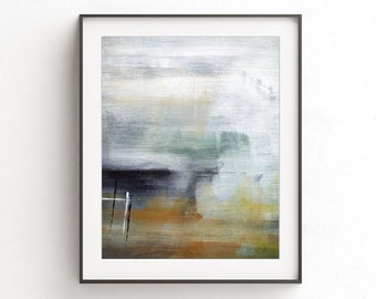Abstract print digital download printable art modern painting wall decor art modern artwork home decor interior design Wishing Well Gallery