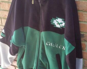 Philadelphia Eagles Vintage jacket fleece mens L/XL