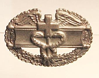 WWII Sterling Combat Medic Badge