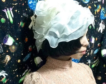 Whippey Rose Lace Hair Accessory No.002