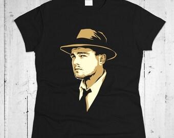 Leonardo DiCaprio Women T-shirt