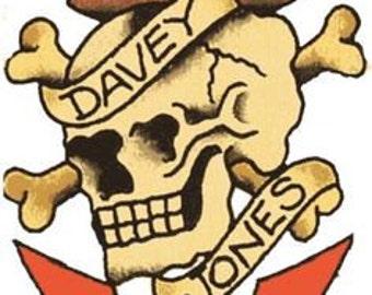 Traditional Davey Jones Razmatats, Set of 1