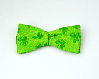 St. Patrick's Day Lucky Bowtie