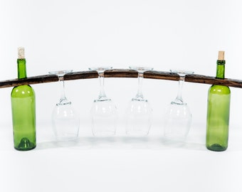 Stave Bottle Tower - Large