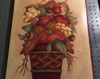 Pumpkins & Pomegrantes