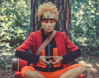 Naruto Cosplay Costume Anime Manga