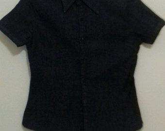 Ladies Vintage LEVI'S Shirt - Size M