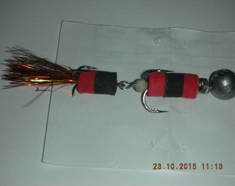 Mandula for pike perch and pike, 70mm.- 13gr. Novelty!!!