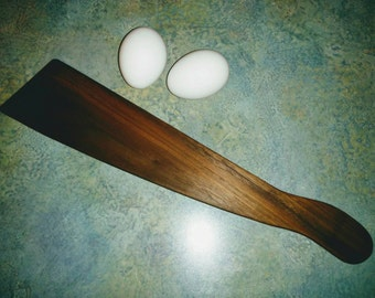 Hand Crafted Walnut Hardwood Spatula
