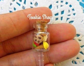Candy antidust plug