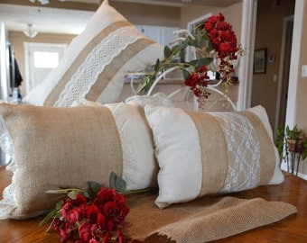 LOWER PRICES!off Decorative Pillows, The Linen and Burlap Look