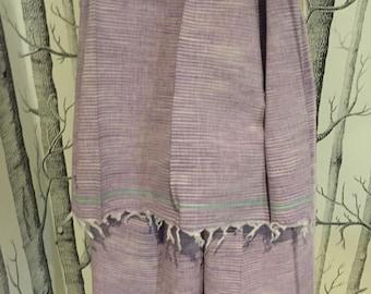 Khadi cotton towel