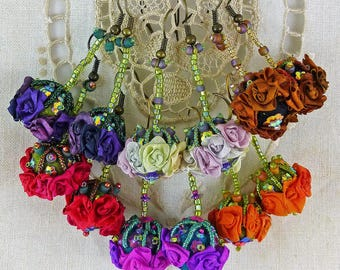 Boho Earring SOWNLOAD Pattern