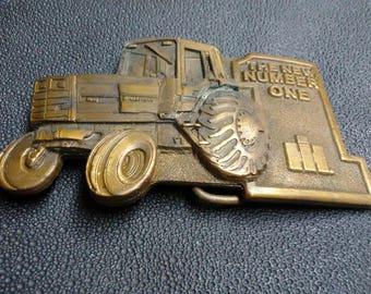 International 5288 tractor belt buckle