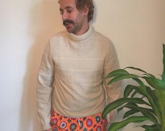Cream sweater/jumper off white