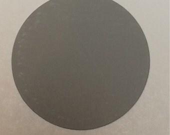 "HTV SALE - 1 Yard- 14.75""x3' Siser Easyweed htv- Iron on Vinyl- Heat Transfer Vinyl -GRAY"