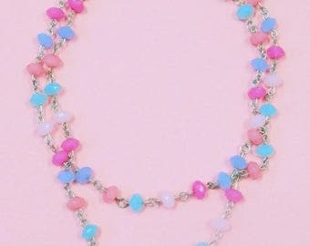 Decora Fairy Kei Sweet Candy Necklace