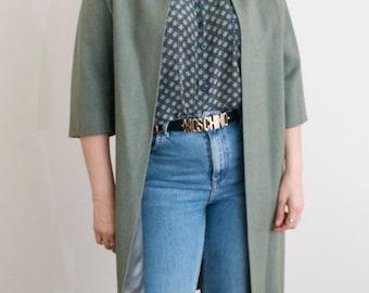 Vintage 90's Long Jacket