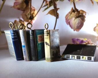 Single Book Charms
