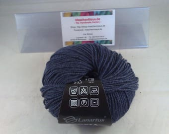 Sofia 50 g skein from Lanartus jeans blue - Sofia by Lanartus jeans blue