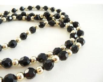Black eye, necklace, necklaces, necklace, jewelry, black, juwerly, black