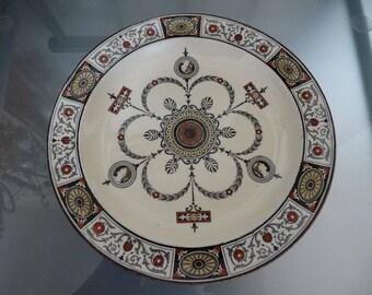 Adams Wedgewood plate