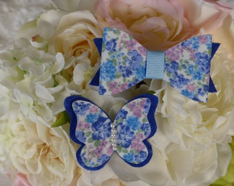 Annabelle butterfly or bow