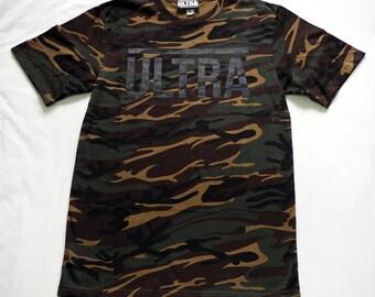 UlTRA Camo Tshirt