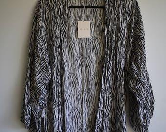 Steele Kimono