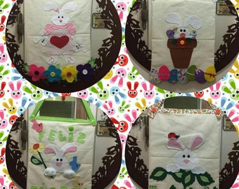 Easter streamers