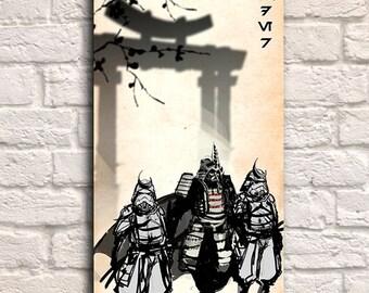 Darth Vader -11 x 17 Print