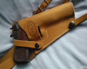 Leather Holster for 1911 models/ Tank style