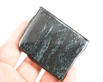 Specular Hematite slab with Shinny Surface