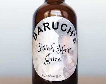 Baruch's Sistah Hair Juice