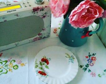Royal Albert val'd or poppies