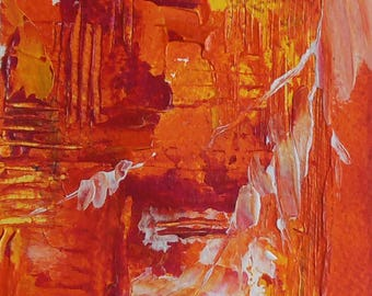 Painting - Original abstract acrylic painting