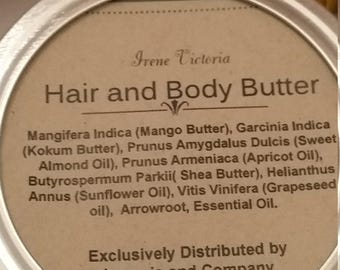 Irene Victoria Hair and Body Butter