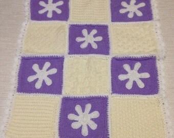 flowers blanket
