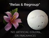 Relax & Regroup Bath Bomb