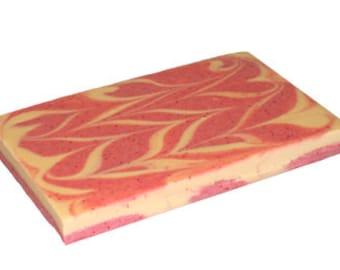 Raspberry Vannila Swirl Fudge