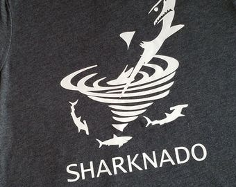 Boys Sharknado Shirt - Movie Shirt - TV Movies