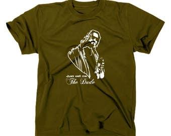 No. 2 the Big Lebowski the dude T-Shirt