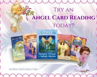 1 Question Angel Card Reading