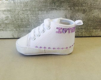 Shoes baby customisees