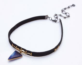 Mariam Choker Necklace by Nakamol