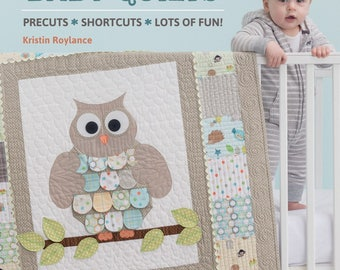 Sew Sweet Baby Quilts by Kristin Roylance
