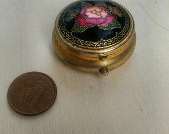 pills box vintage